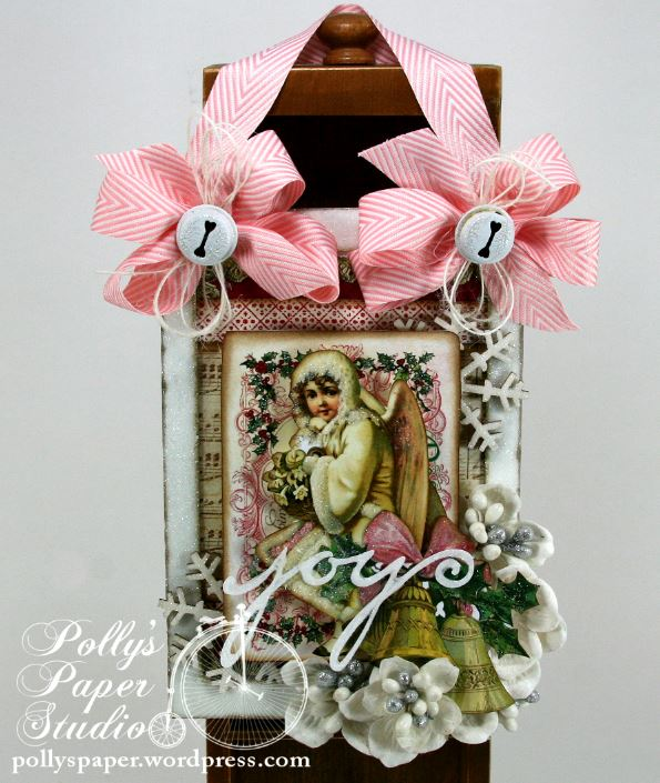 Sugar Pum Fairy Wall Hanging 8