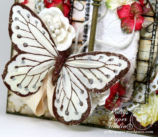 Butterfly Card Crafty Secrets 2