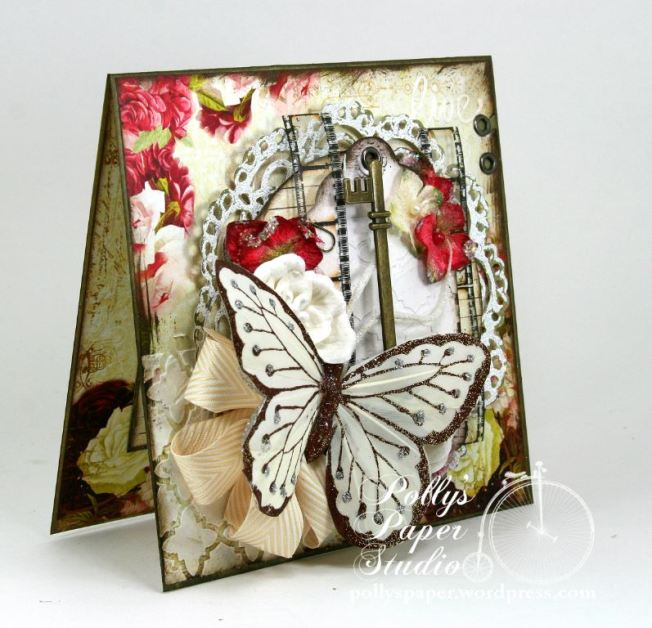 Butterfly Card Crafty Secrets 5