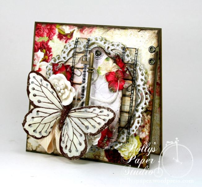 Butterfly Card Crafty Secrets 6