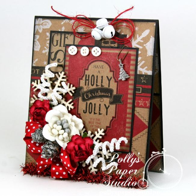 Have a Holly Jolly Christmas Card 1