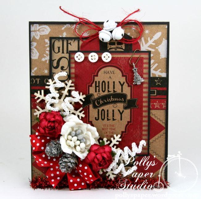 Have a Holly Jolly Christmas Card 2