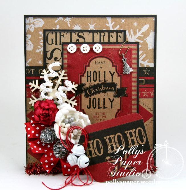 Have a Holly Jolly Christmas Card 3
