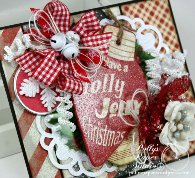 Have a Jolly Ornament Card 2
