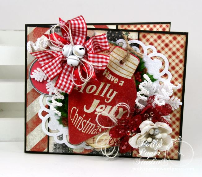 Have a Jolly Ornament Card 3