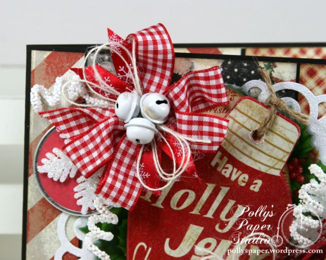 Have a Jolly Ornament Card 5