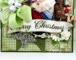 Sparkle and Shine Santa Greeting Card4