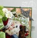 Sparkle and Shine Santa Greeting Card6