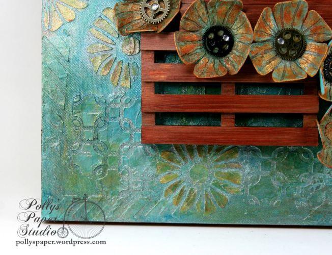 Art-C Altered Art Love Frame 2