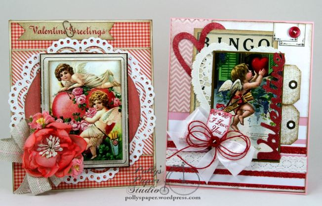 Charming Cherubs Valentine Creativity Kit 2
