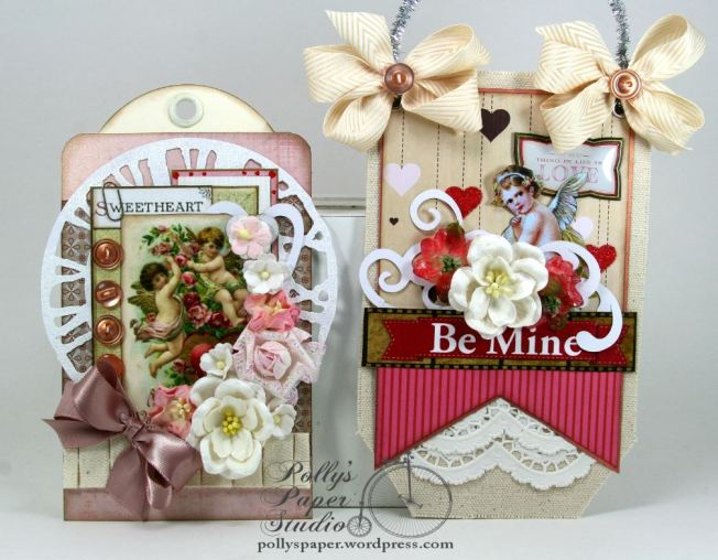 Charming Cherubs Valentine Creativity Kit 3