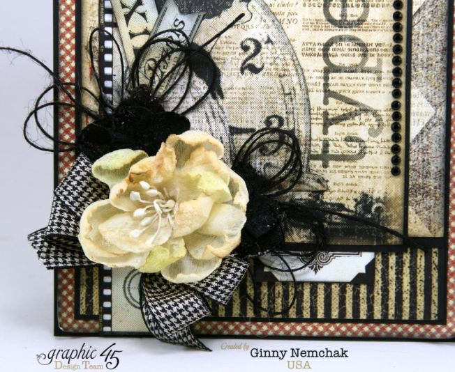 Communique Greeting Card Graphic 45 4