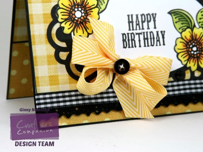Happy Birthday Card Crafter's Companion CHA Sample  Watermark3