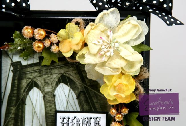 home sweet home Decor Frame Crafter's Companion 2