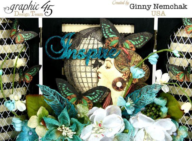 Inspiration Shrine Steampunk Debutante Graphic 45 2