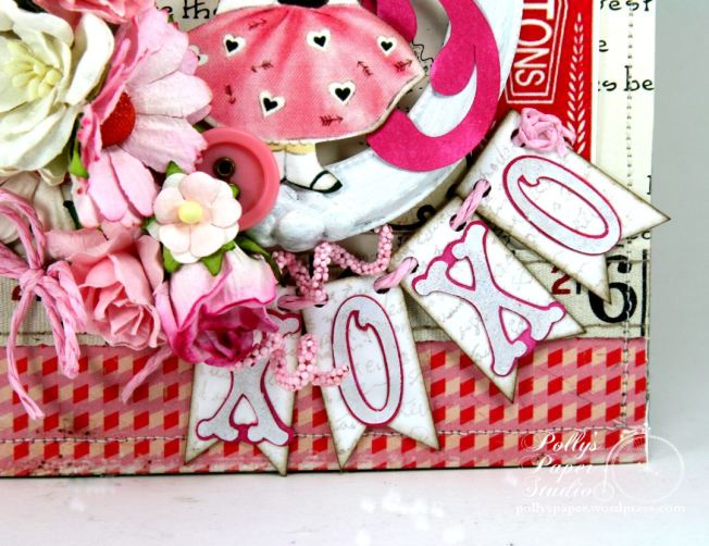Valentine Greetings Wall Hanging 3