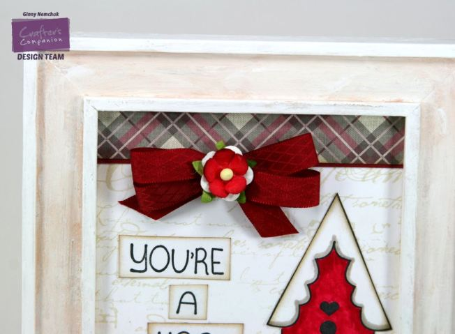 You're a Hoot Home Decor Crafter's Comapnion CHA Sample 3