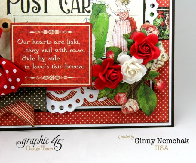 Childrens Hour Graphic 45 Valentine Card Ginny Nemchak 4