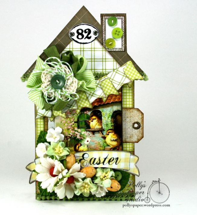 Easter House Tag 1