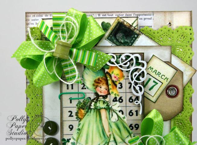 Irish Bingo Saint Patrick's Day Card 3