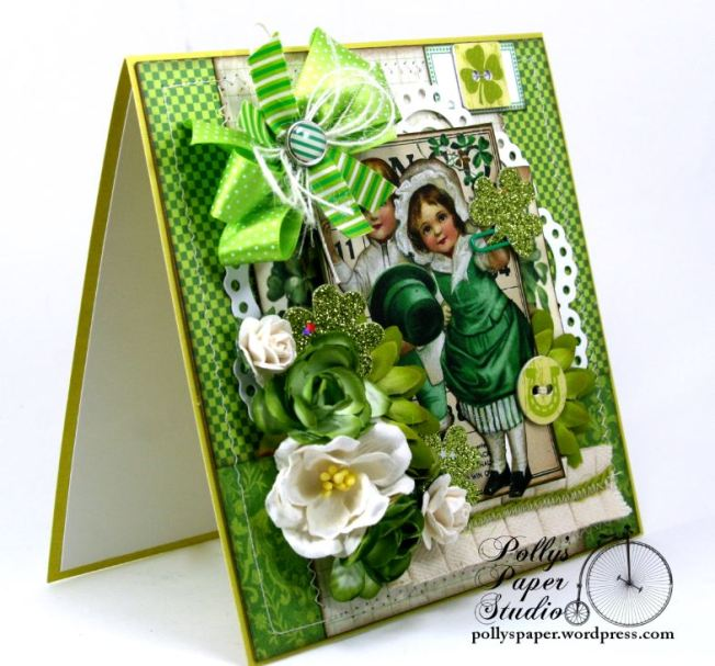 Irish Saint Patrick's Day Card 2