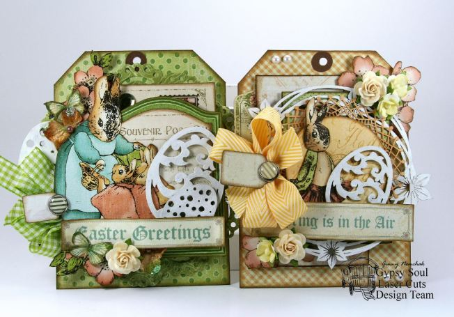 Easter  Tags Gypsy Soul 1