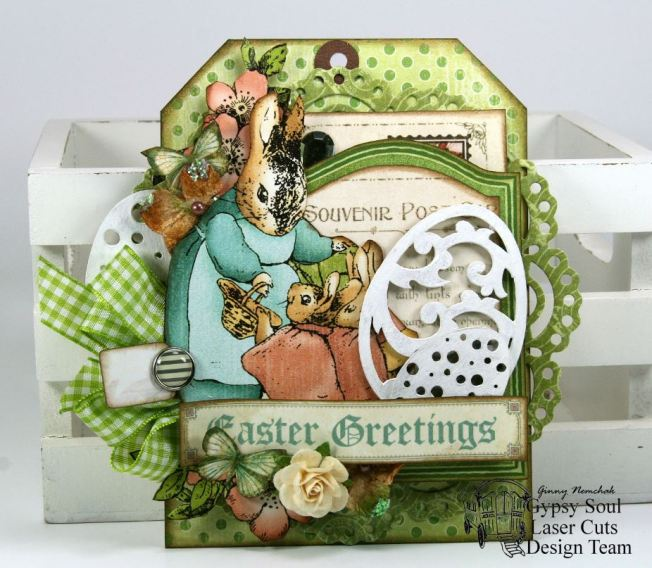 Easter  Tags Gypsy Soul 2