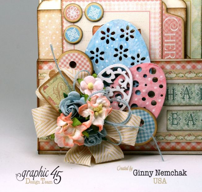 Happy Easter Pocket Graphic 45 Precious Memories Ginny Nemchak 2