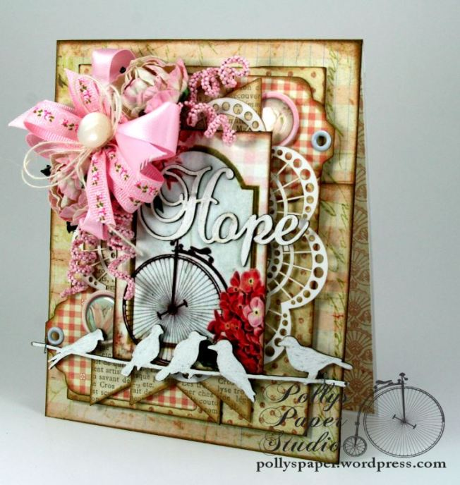 Hope & Birds Card 1