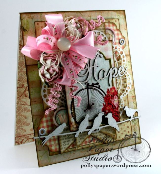 Hope & Birds Card 2