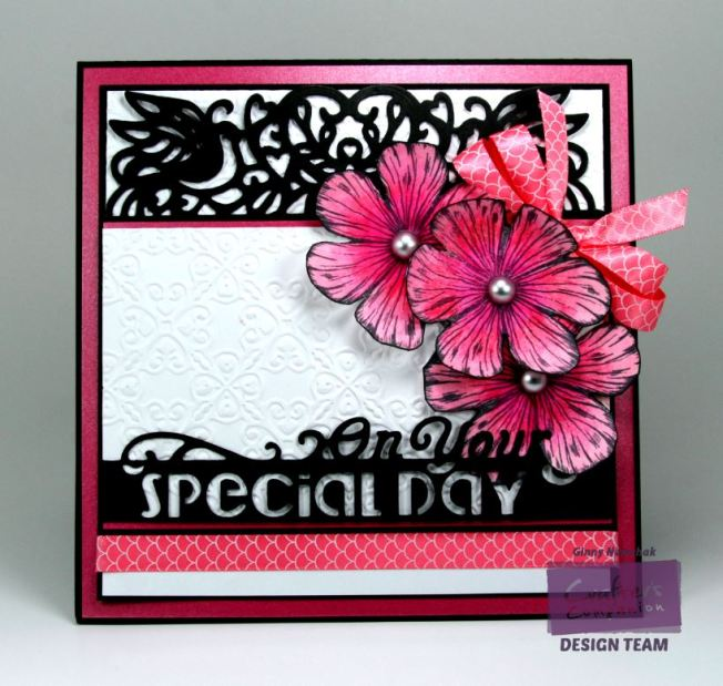 On Your Special Day HSN Ginny Nemchak Crafter's Companion Watermark