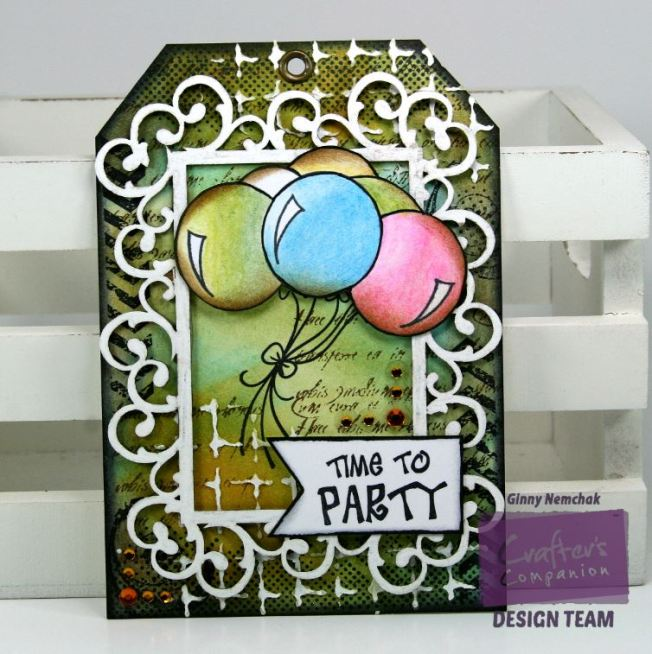 Party Time Tags 3 Crafter's Companion