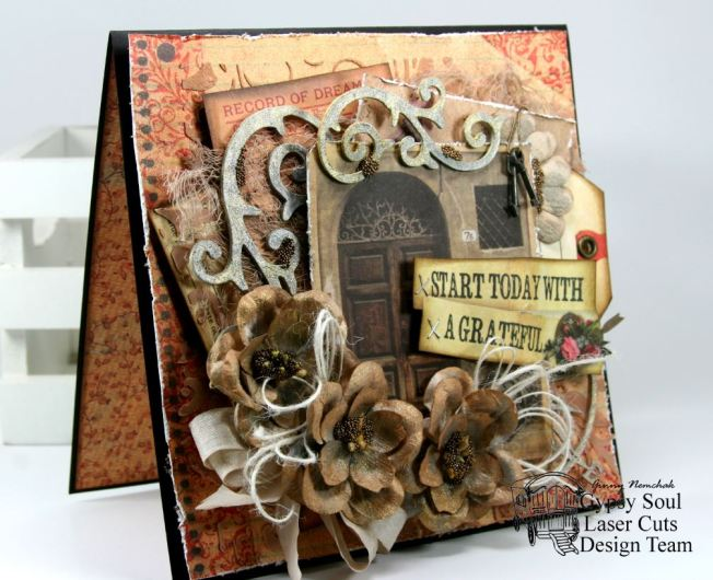 A Greatful Heart Greeting Card 2