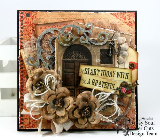 A Greatful Heart Greeting Card 3