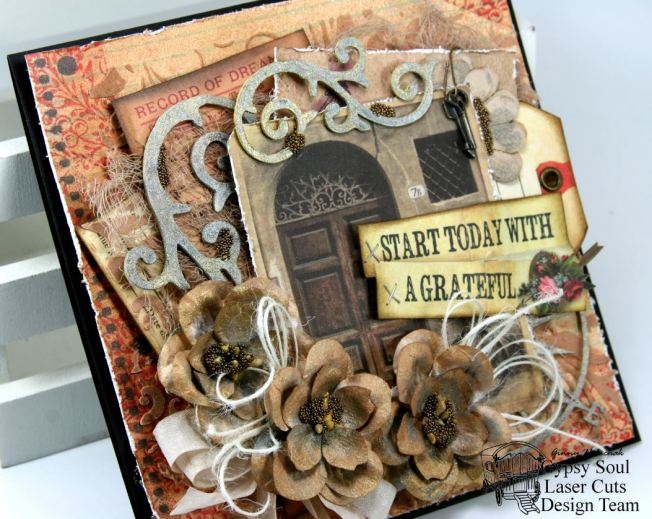 A Greatful Heart Greeting Card 6