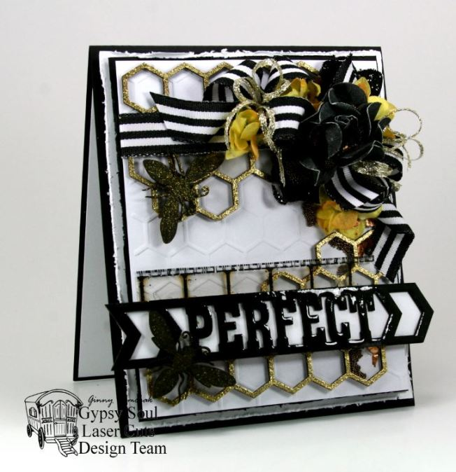 Bee Perfect Greeting Card 2