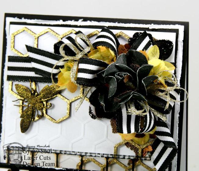 Bee Perfect Greeting Card 4