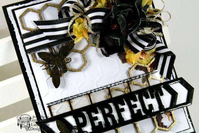 Bee Perfect Greeting Card 5