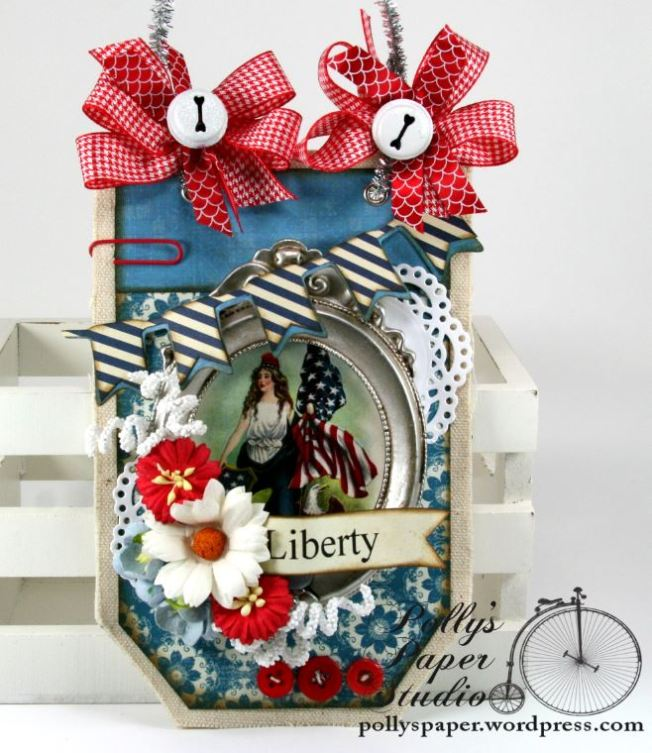 Liberty Wall Hanging 1