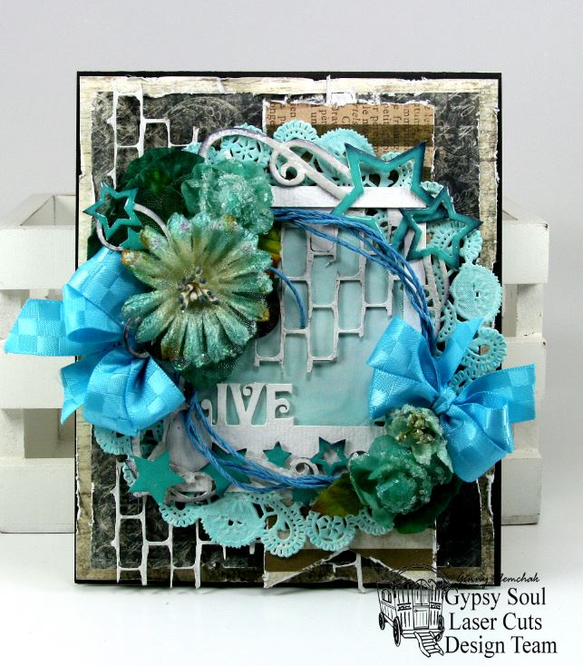 Live Urban Chic Card 1