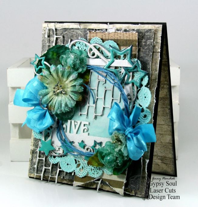 Live Urban Chic Card 3