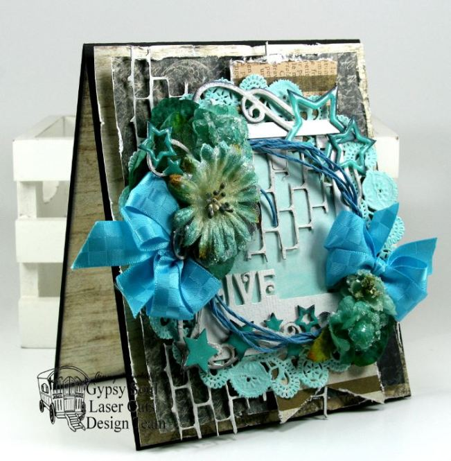 Live Urban Chic Card 4