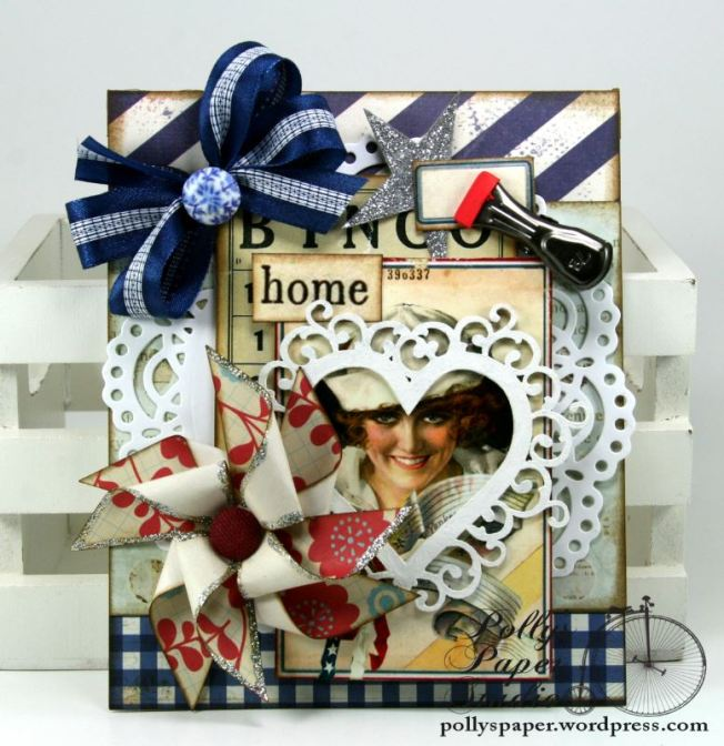 patriotic pinwheel card 1