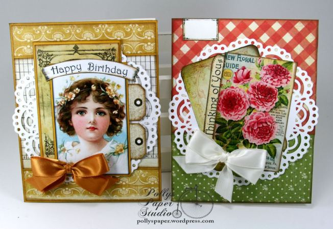 Victorian Variety Cards Creativity Kit 2