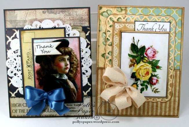Victorian Variety Cards Creativity Kit 3