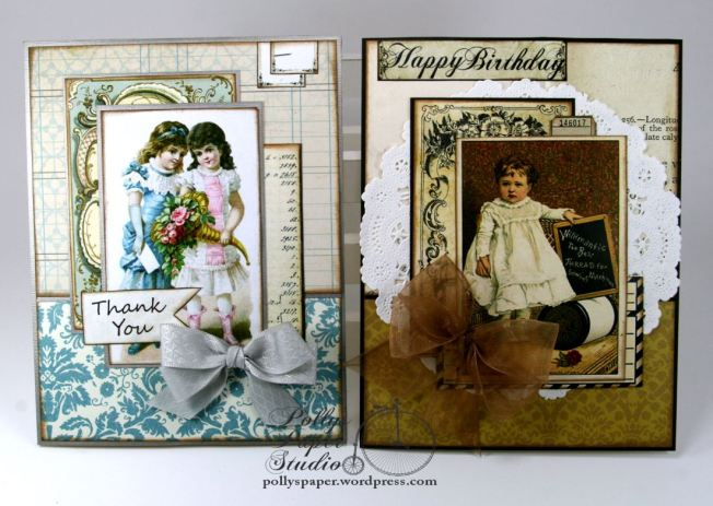 Victorian Variety Cards Creativity Kit 4
