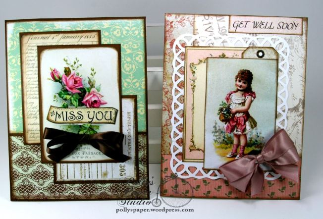 Victorian Variety Cards Creativity Kit 5