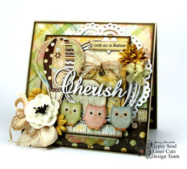 Cherish Baby Card 1