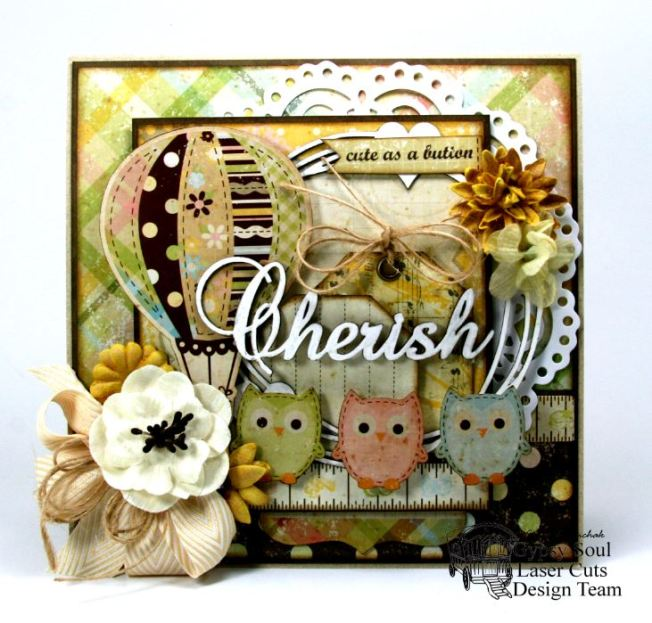 Cherish Baby Card 2