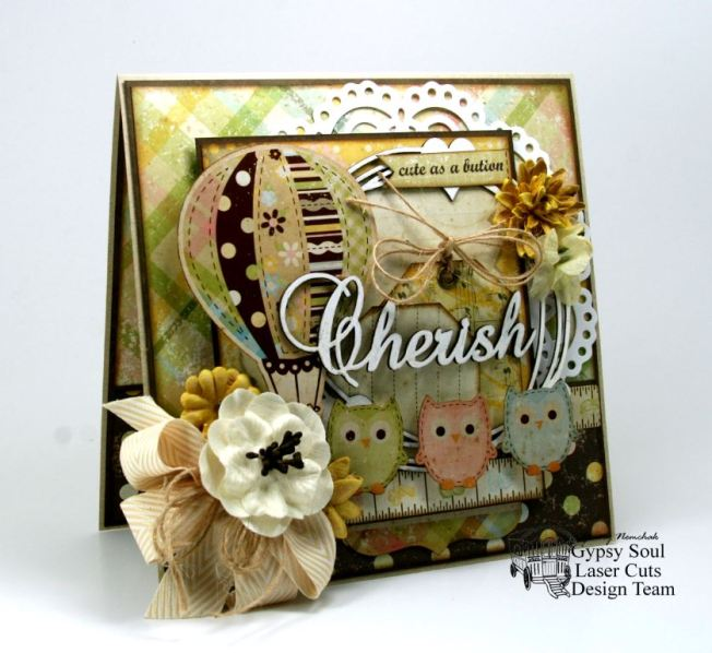 Cherish Baby Card 3